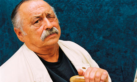 Let's go outside … Jim Harrison, author of Davla.