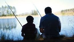 FatherandSonFishing