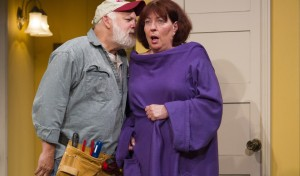 John Dolan as Earl and Nora McLellan as Gail