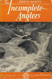 Original Edition of the Incomplete Anglers
