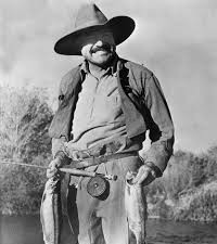 Hemingway the Fly Angler