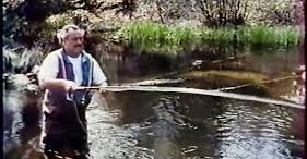 Jim Harrison Fly Fishing