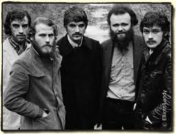 From left, Richard Manuel, Levon Helm, Rick Danko, Garth Hudson, Robbie Robertson